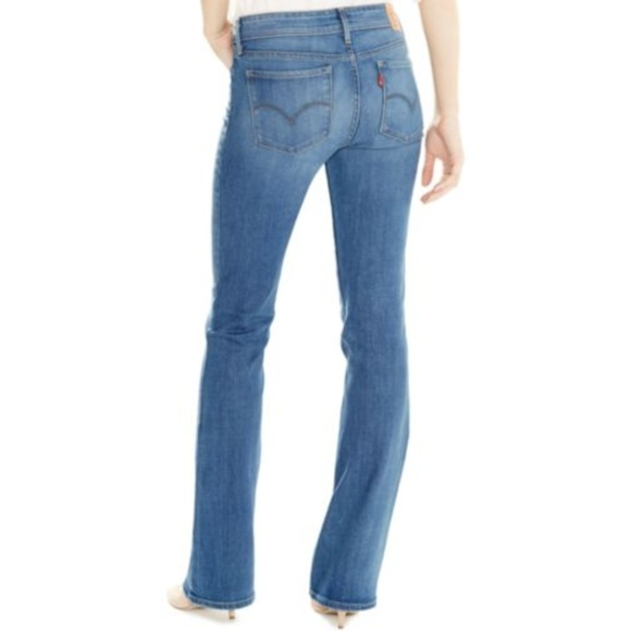 9e8a363604 Levis 715 Bootcut Jeans Saving Grace 28 US 6 R